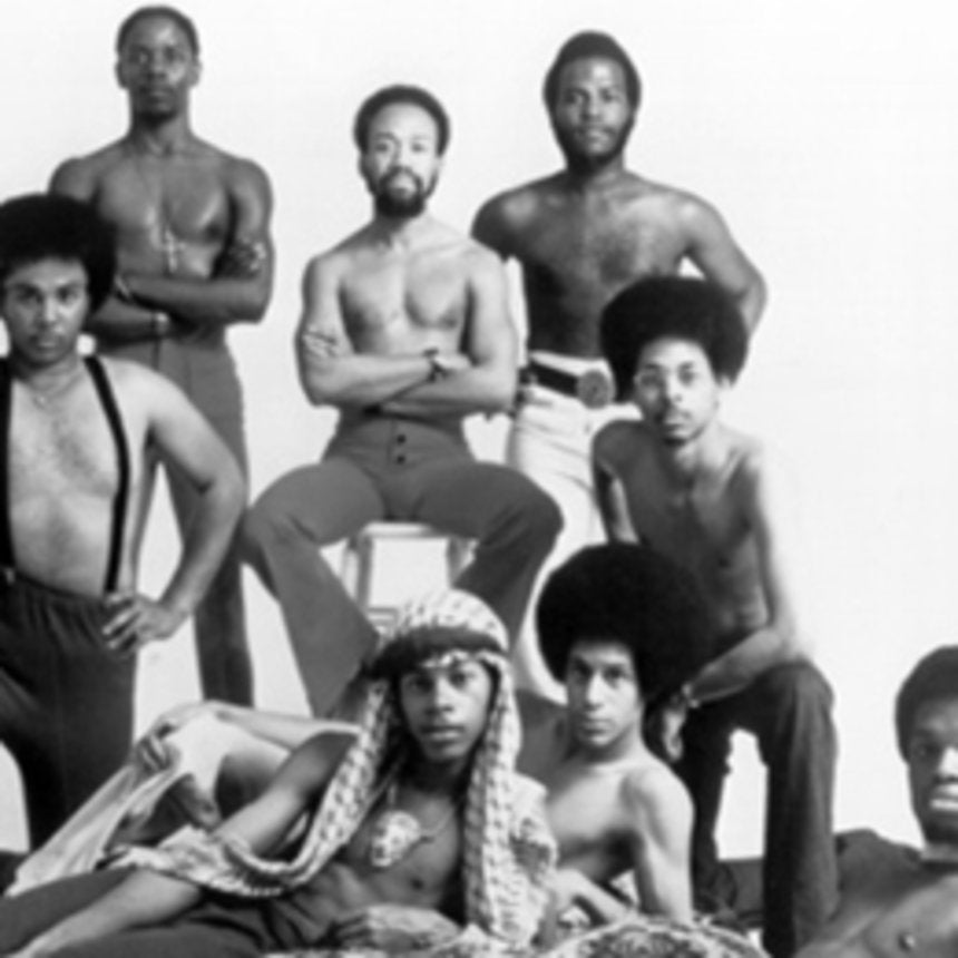 Flashback Fridays: Earth, Wind and Fire