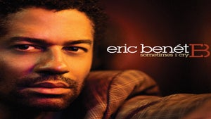 Exclusive: Eric Benet's New Song 'Sometimes I Cry'