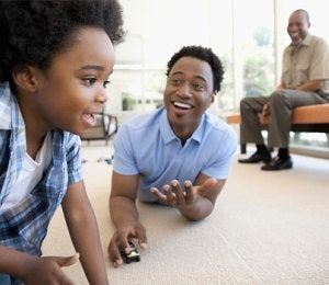 Study: There are Fewer 'Deadbeat Dads'