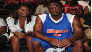 Star Gazing: Gabby Union and D. Wade Heat It Up