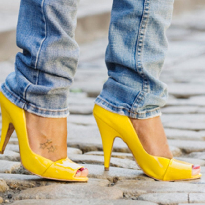Why Your Feet Hurt When You Take Off Your Heels