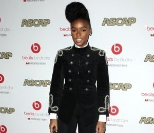 Star Gazing: Janelle Monae Tips on the 'Tightrope'