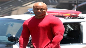 Star Gazing: LL Cool J is Red Hot