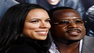 Martin Lawrence and Shamicka Gibbs Get Hitched