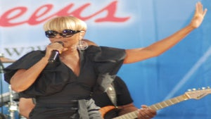 Star Gazing: Live in Style, Mary J. Blige