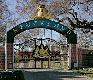 NAACP Wants MJ's Neverland Ranch to Be A State Park