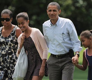 The Obamas Heading to Gulf for Vacation