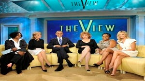 President Obama Talks Jobs and Sherrod on 'The View'