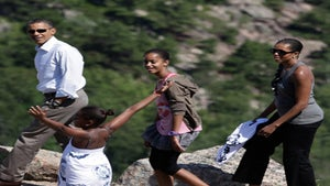 The Obamas Vacation in Bar Harbor, Maine
