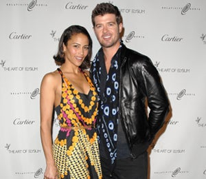 Coffee Talk: Robin Thicke 'Learning to Be a Dad'