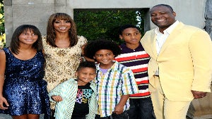Star Gazing: The Robinson-Peetes Make a Difference