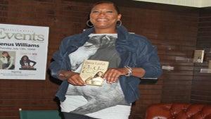 Star Gazing: Queen Latifah Flashes New Book