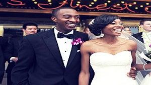 Bridal Bliss: The New Huxtables
