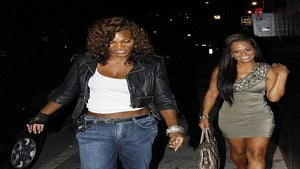 Star Gazing: Serena and Christina's Girls' Night Out