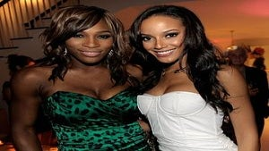 Star Gazing: BFFs Serena and Selita Pose for Excellence
