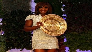 Coffee Talk: Serena: 'I Wanted to Look Like Venus'