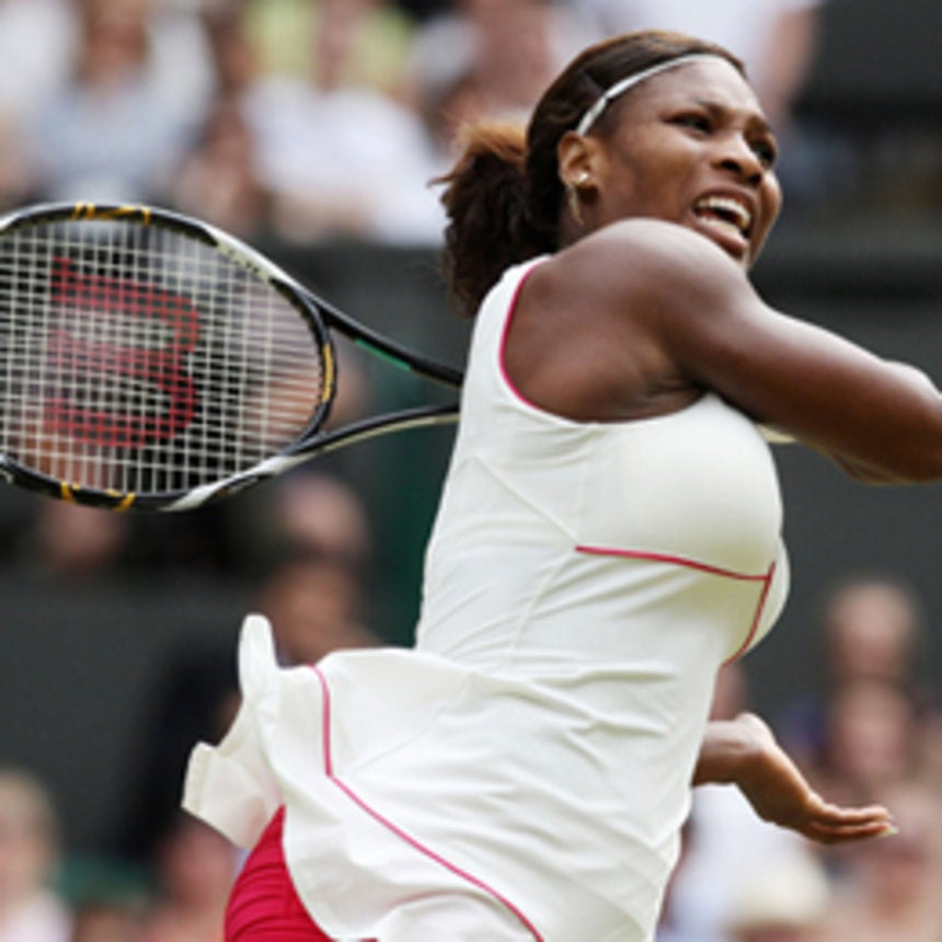 Serena Williams Wins Fourth Wimbledon Title