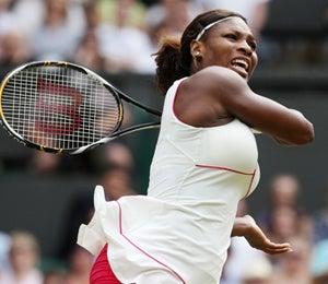 Serena Williams Moves to Wimbledon Finals