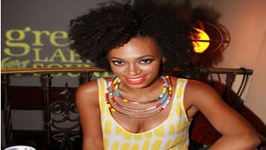 Star Gazing: Colorful Cues, Solange Knowles