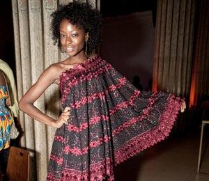 Street Style: Africa Fashion Week