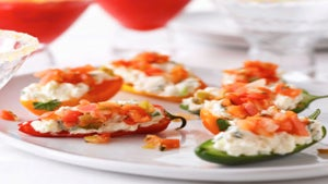 Recipe for Sweet Pepper Poppers