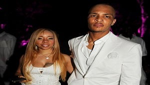 T.I and Tiny Secretly Wed in Miami Beach