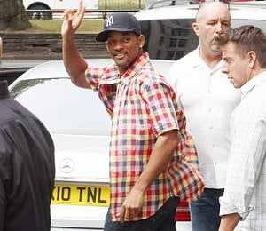 Will Smith to Play Lead in 'The Legend of Cain'