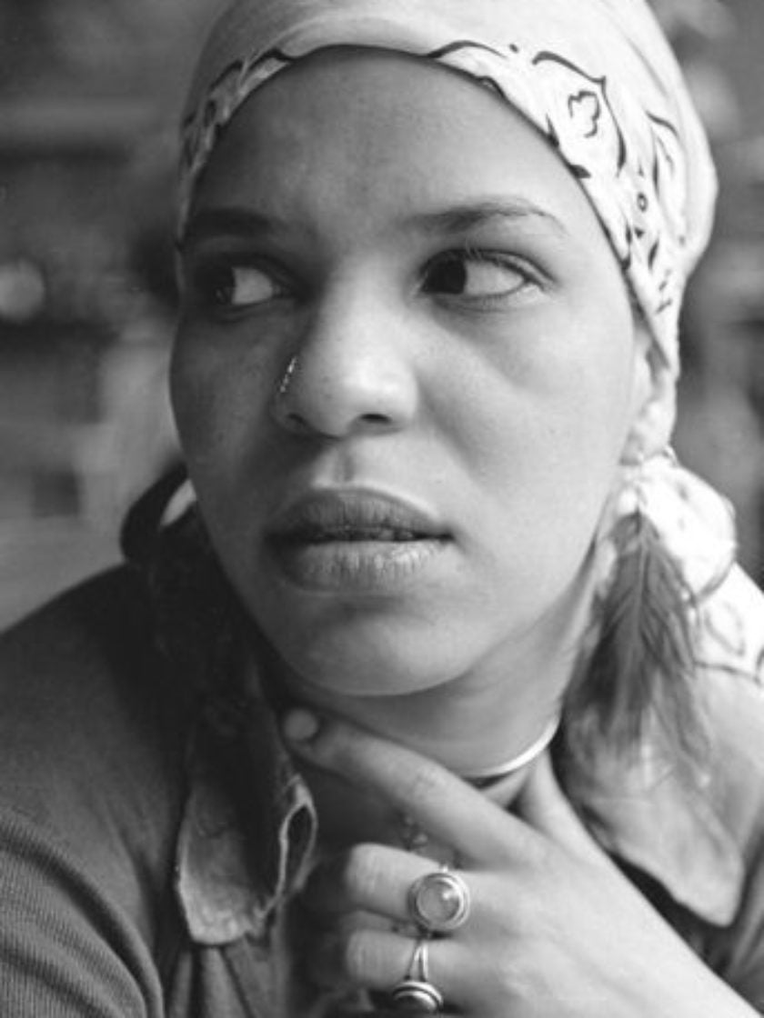 Black Women Turned To Twitter To Give Ntozake Shange Her Roses — And It Was Beautiful