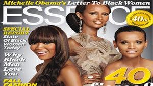 Iman, Naomi and Liya on Essence 40th Anniversary Cover