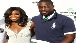Star Gazing: Gabrielle Union and D. Wade Play Polo