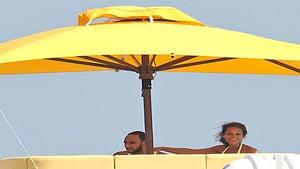 Alicia Keys and Swizz Beatz's Honeymoon