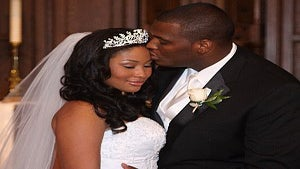 Bridal Bliss Exclusive: Anansa Sims and David Patterson