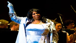 Aretha Franklin Speaks on Son's Attack