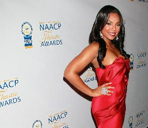 The 2010 NAACP Theatre Awards Red Carpet