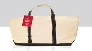 EMF 2010: The VIP Goody Bag