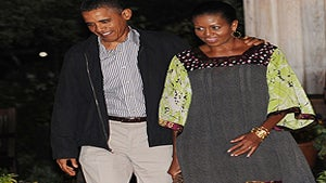 Star Gazing: The Obamas Share Another Date Night