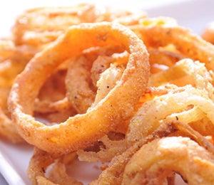 Recipe: Crispy Onion Rings
