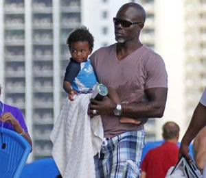 Precious Moments: Celeb Dads and their Children