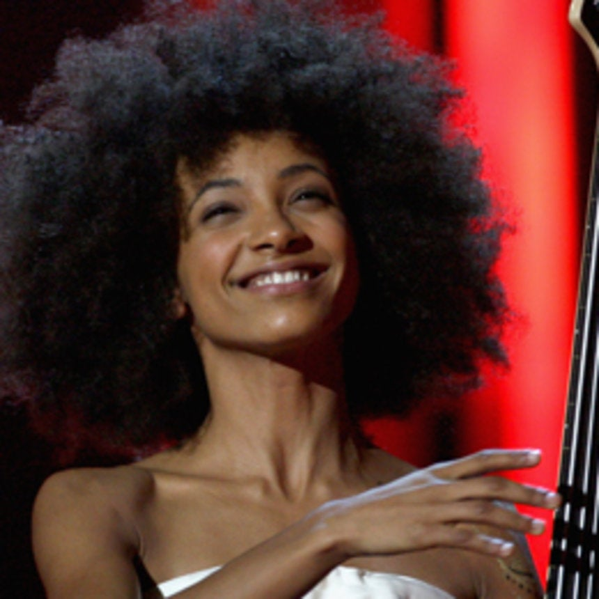 Esperanza Spalding on Prince and 'Chamber Music'