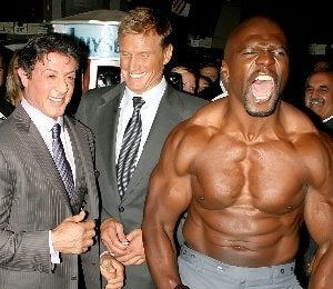 Coffee Talk: Terry Crews Strips at Stock Exchange