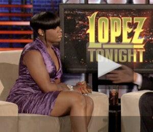 Video: Fantasia Talks Suicide Attempt on 'Lopez Tonight'