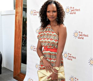 Star Gazing: Garcelle Beauvais Gives Back
