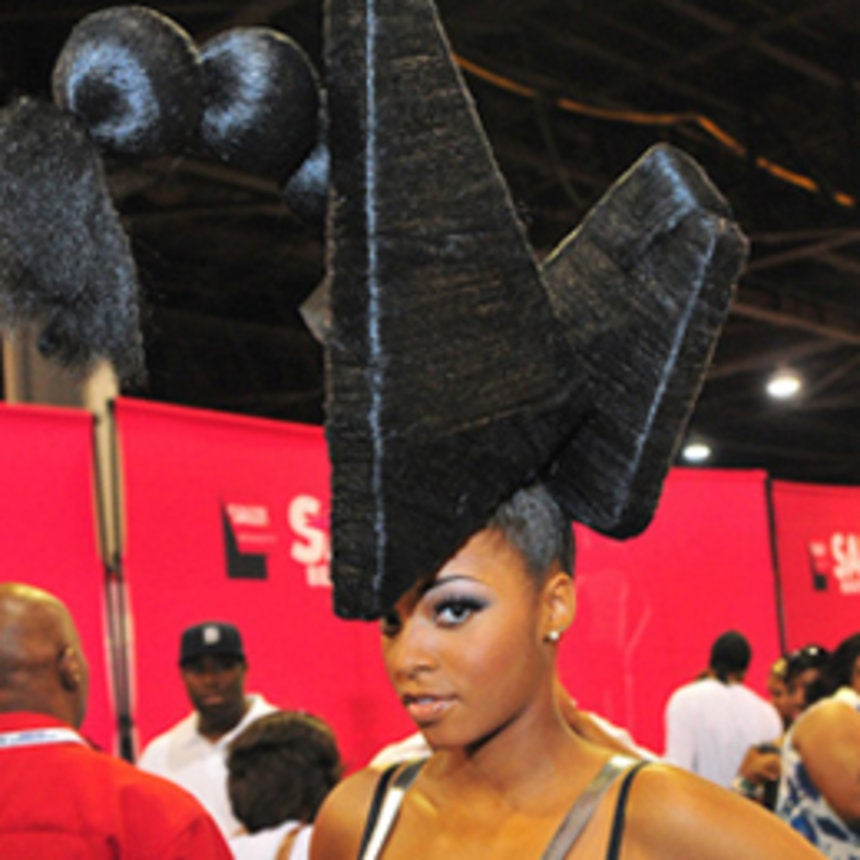 The 2010 Bronner Brothers International Hair Show