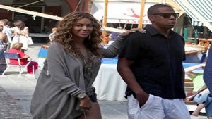 Beyonce and Jay-Z's Fab Mediterranean Vacation