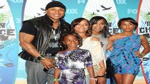 Star Gazing: LL Cool J's Family at Teen Choice Awards