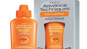 Miracle Worker: Avon Frizz Control Lotus Shield