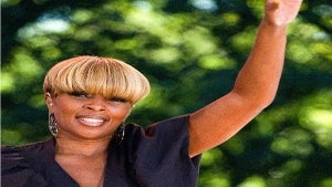 Mary J. Blige Encourages Girls to Study Science