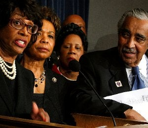 Are Waters and Rangel's Ethics Cases Racially Charged?