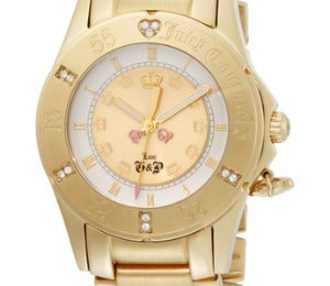 Keeping Time: Masculine Watches for Ladies