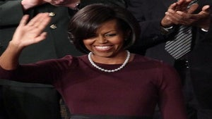 First Lady's Diary: Mrs. O and Sasha Vacation in Spain